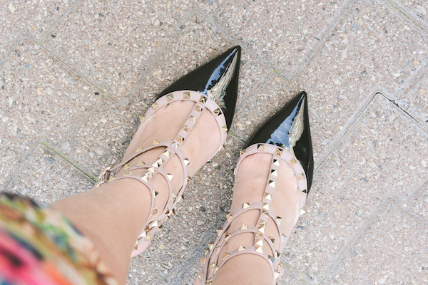 perfect valentino shoe
