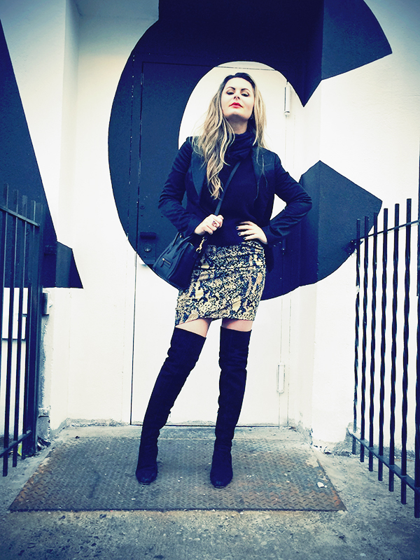 over the knee boots to wear from work to weekend. Como usar as botas acima do joelho super tendencia