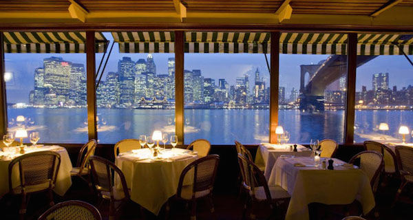 the river cafe a perfect place to eat and enjoy manhattan view