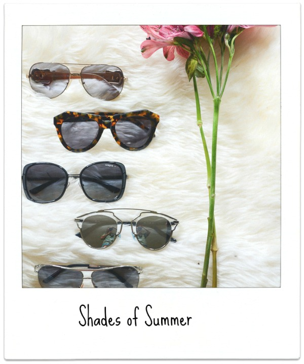 Sunglasses Summer collection