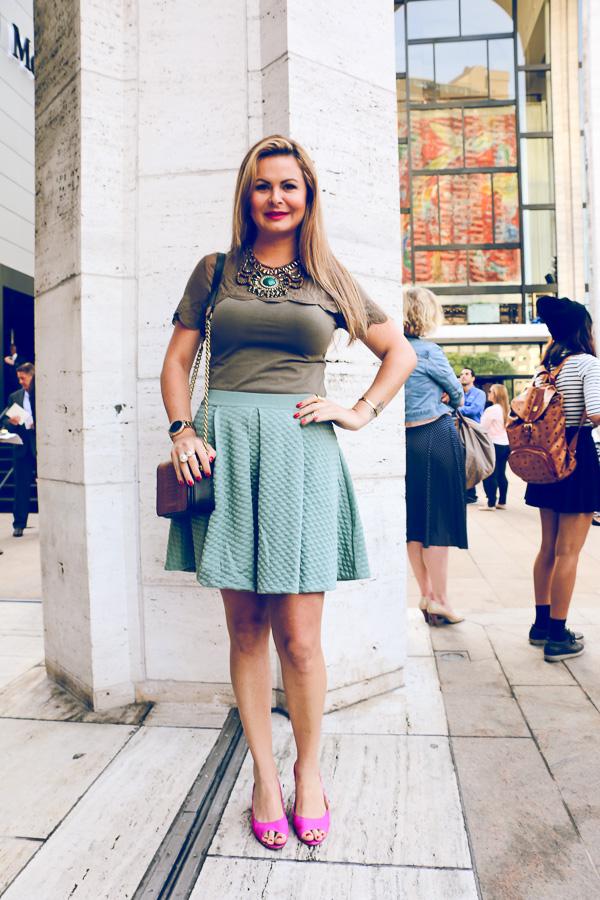 details lady like skirt inta- inspiration