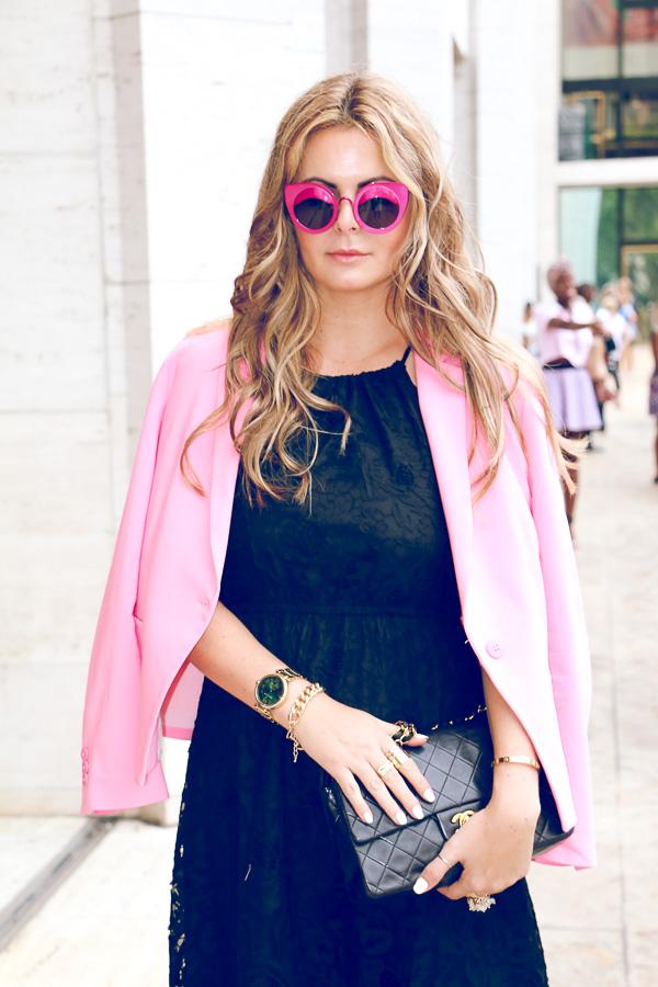 mbfw-blackdress-pinkblaser-6