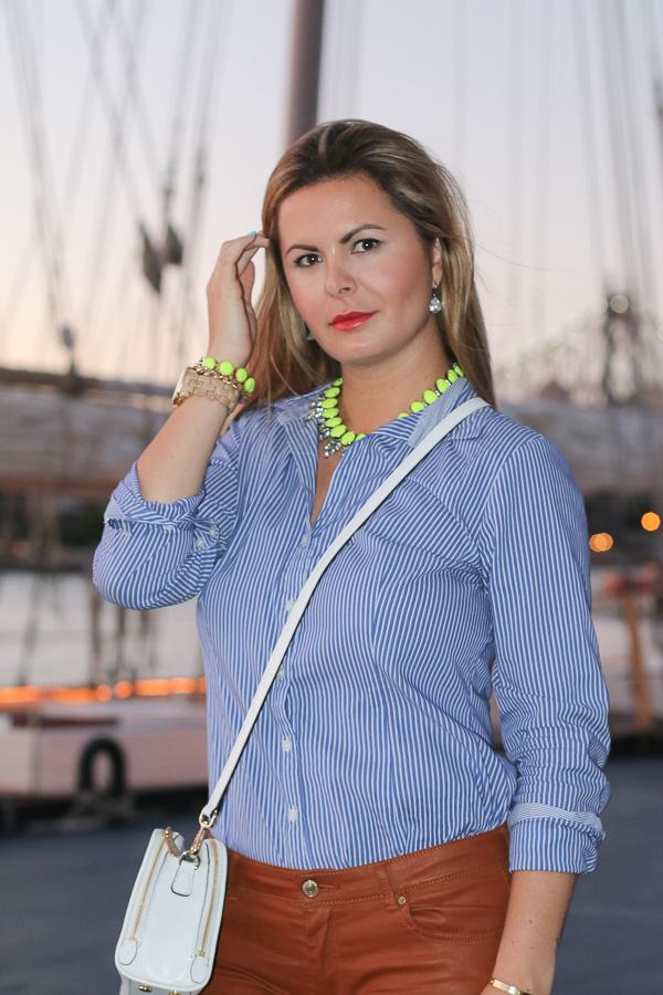 manhattan bridge fashion week