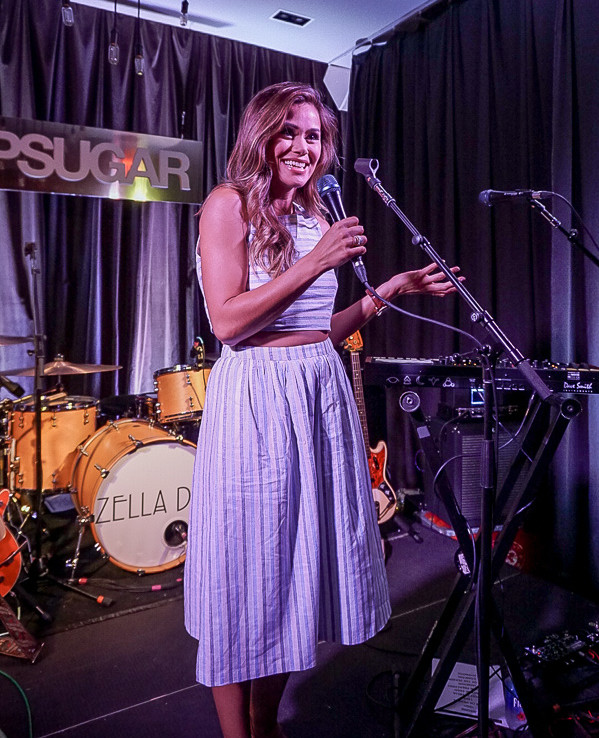 popsugar headliners zella day nyc