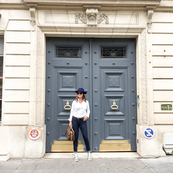 effortless chic in Paris