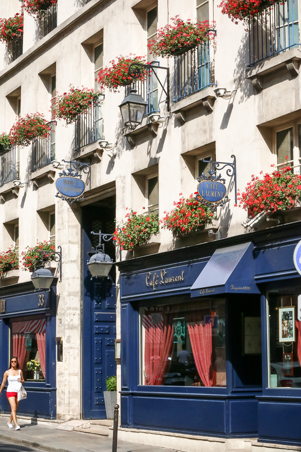 Latin Quarter and St Germain