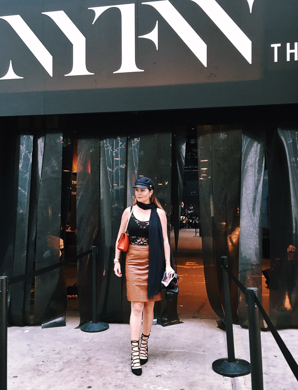 my style NYFW day 1