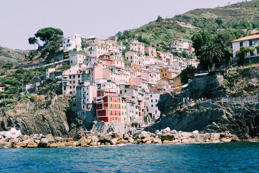 Exploring Monterosso Cinque terre