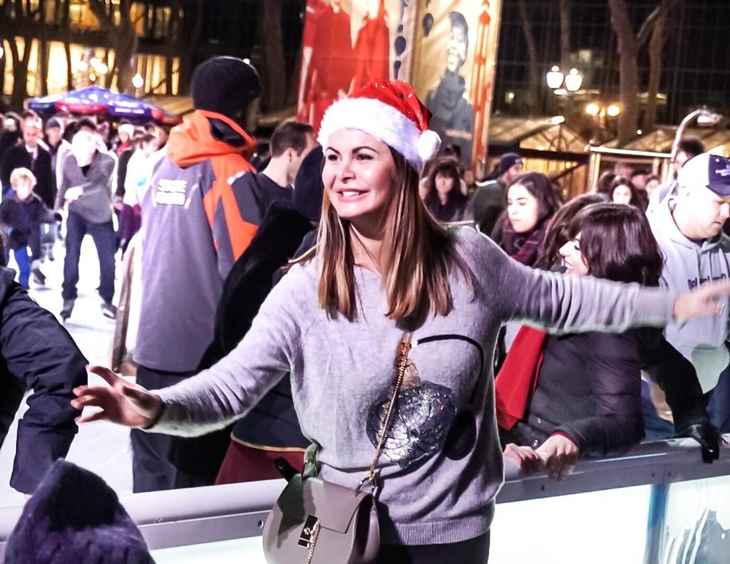 Natal em nova Iorque