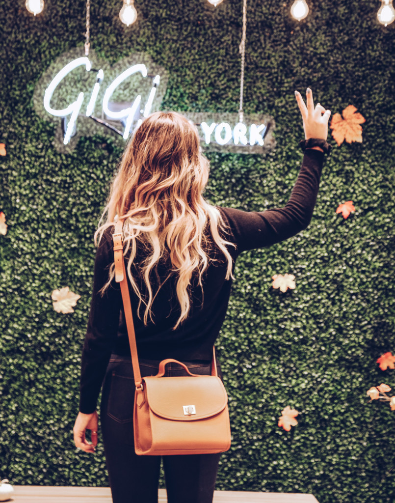 Gigi New York Leather and goods