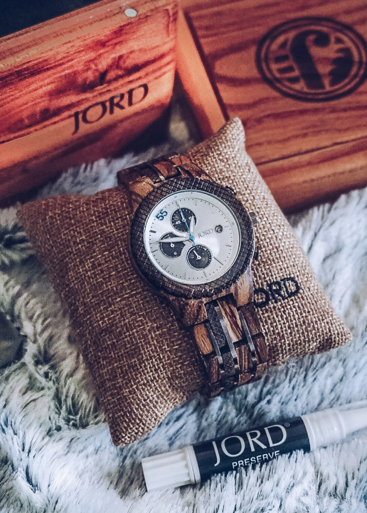 JORD WOOD watch man conway series giveaway contest