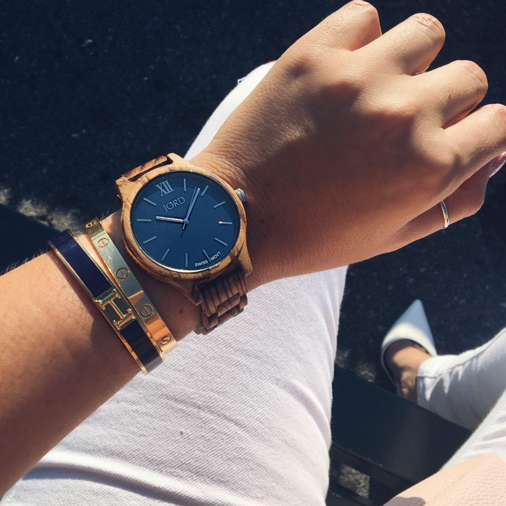 JORD WOOD watch women's style